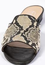 schwarze Slippers 43.44.45