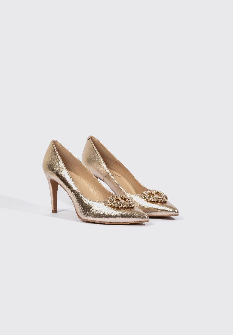 Gold High Heels 43; 44; 45