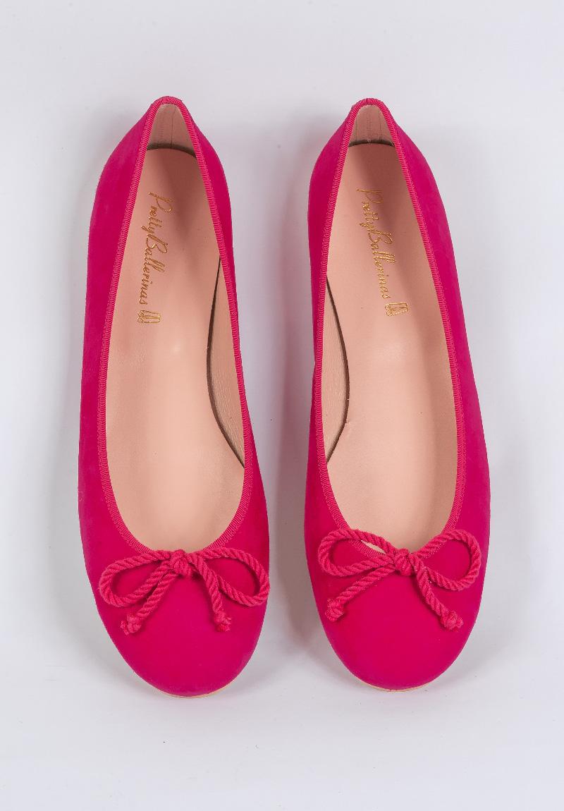 Pinke Schuhe - Pretty Ballerinas