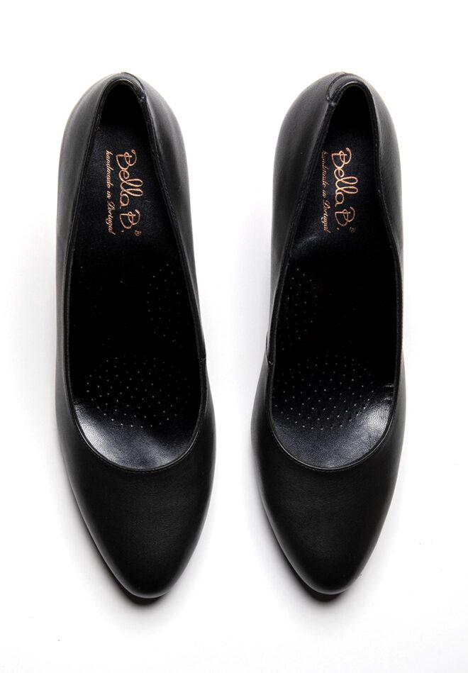 Schwarze High-Heel von Bella B.