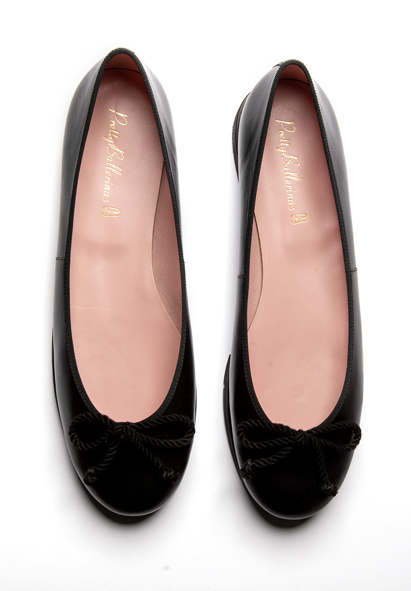 Schwarze Pretty Ballerinas Schuhe