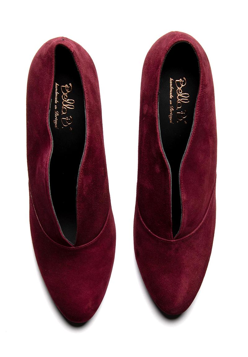 Pumps 45 Rot Damen Schuhe
