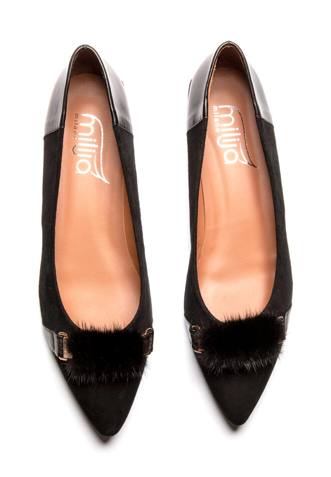 ballerina schuhe schwarz